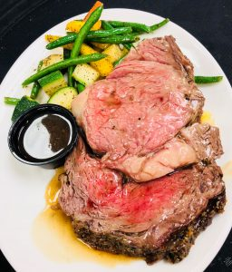 "Prime Rib Night ""Monday"""